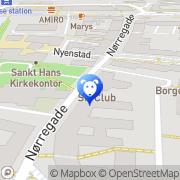 Kort Alt til Hunden og Katten Odense, Danmark