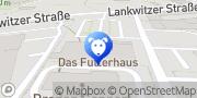 Karte DAS FUTTERHAUS - Berlin-Mariendorf-Lankwitzer-Straße Berlin, Deutschland