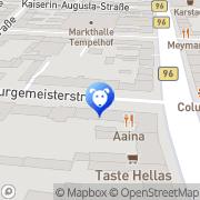 Map Goods for Dogs -Keks-und Kau-Bar Für Hunde Berlin, Germany