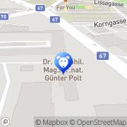 Karte Hundorado Graz, Österreich