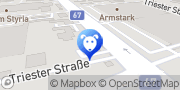 Karte Tierarztpraxis Puntigam - Mag. Martin Groß Graz, Österreich