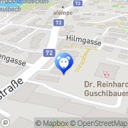 Karte Kucher Christian Dr Graz, Österreich