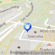 Mapa Go-M Gdynia, Polska