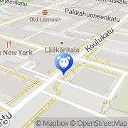 Kartta Lemmikkikeskus Lilzoo Oy Ab Oulu, Suomi
