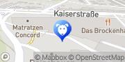 Karte Fressnapf Saarbrücken Saarbrücken, Deutschland
