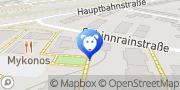 Karte Bambelaa OHG Ladengeschäft Karlsruhe, Deutschland