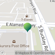 Us Post Office E Alameda Pkwy Aurora Co United States Post Offices