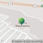 Map Corruven Saint-Basile, Canada