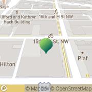 Map The UPS Store DC Washington, United States