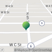 Map Us Post Office Eldorado, United States