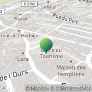 Carte de Mairie Beaugency, France