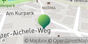Karte GLS PaketShop Titz, Deutschland