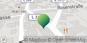 Karte GLS PaketShop Leutkirch im Allgäu, Deutschland