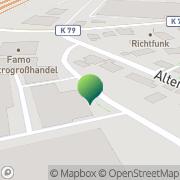 Karte LSL Express Logistik E.K. Horst, Deutschland