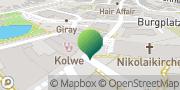 Karte GLS PaketShop Isny im Allgäu, Deutschland
