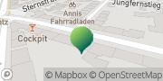 Karte GLS PaketShop Bitterfeld-Wolfen, Deutschland