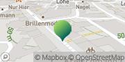 Karte GLS PaketShop Ahrensburg, Deutschland