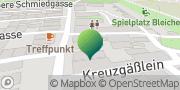 Karte GLS PaketShop Dinkelsbühl, Deutschland