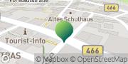 Karte GLS PaketShop Neresheim, Deutschland