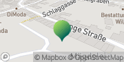Karte GLS PaketShop Worbis, Deutschland