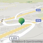 Karte Gemeindeamt Stanz bei Landeck Stanz bei Landeck, Österreich