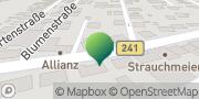 Karte GLS PaketShop Goslar, Deutschland