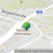 Karte Gemeindeamt Höfen Höfen, Österreich