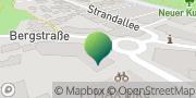 Karte GLS PaketShop Timmendorfer Strand, Deutschland