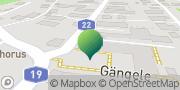 Karte GLS PaketShop Karlstein am Main, Deutschland