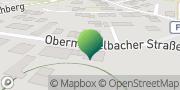 Karte GLS PaketShop Veitsbronn, Deutschland