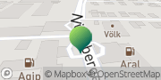 Karte GLS PaketShop Ense, Deutschland