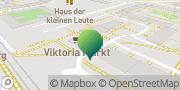 Karte GLS PaketShop Lebusa, Deutschland
