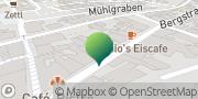 Karte GLS PaketShop Neustadt bei Coburg, Deutschland