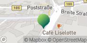 Karte GLS PaketShop Ballenstedt, Deutschland