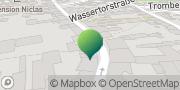 Karte GLS PaketShop Sangerhausen, Deutschland