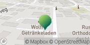 Karte GLS PaketShop Gauting, Deutschland