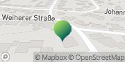 Karte GLS PaketShop Kulmbach, Deutschland