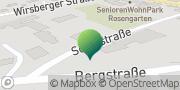 Karte GLS PaketShop Steinfurt, Deutschland