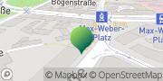 Karte GLS PaketShop München, Deutschland