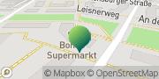 Karte GLS PaketShop Zahna-Elster, Deutschland