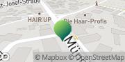 Karte GLS PaketShop Holzkirchen, Deutschland