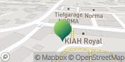 Karte GLS PaketShop Parsberg, Deutschland