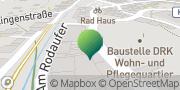 Karte GLS PaketShop Stadtroda, Deutschland