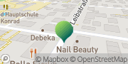 Karte GLS PaketShop Haar, Deutschland