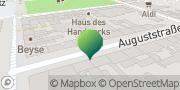 Karte GLS PaketShop Bernburg (Saale), Deutschland