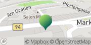 Karte GLS PaketShop Schleiz, Deutschland