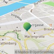 Karte Stadtgemeinde Rattenberg Rattenberg, Österreich