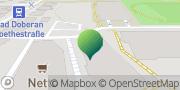 Karte GLS PaketShop Bad Doberan, Deutschland