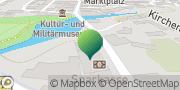Karte GLS PaketShop Grafenwöhr, Deutschland