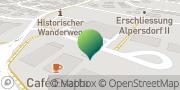 Karte GLS PaketShop Mauern, Deutschland